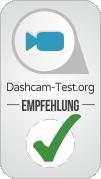 Dashcam-Test.org Empfehlung