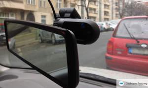 Eingebaut im Auto