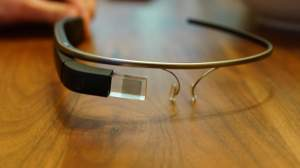 Google Glass Explorer Edition (Wikipedia; by Rijans007)