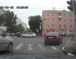 Ein ganz normaler Tag in Russland