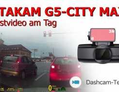 Testvideos zur DATAKAM G5-CITY MAX