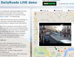 App stellt Dashcam-Videos live ins Internet