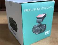 Neue Dashcam! TrueCam A7