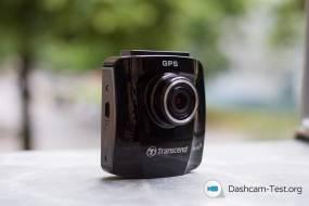 Dashcam mit WLAN: Transcend DrivePro 220