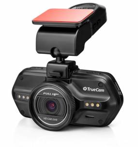 TrueCam A7s – Dashcam mit Blitzerwarner
