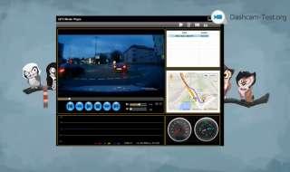 Wie funktioniert der GPS Movie Player?