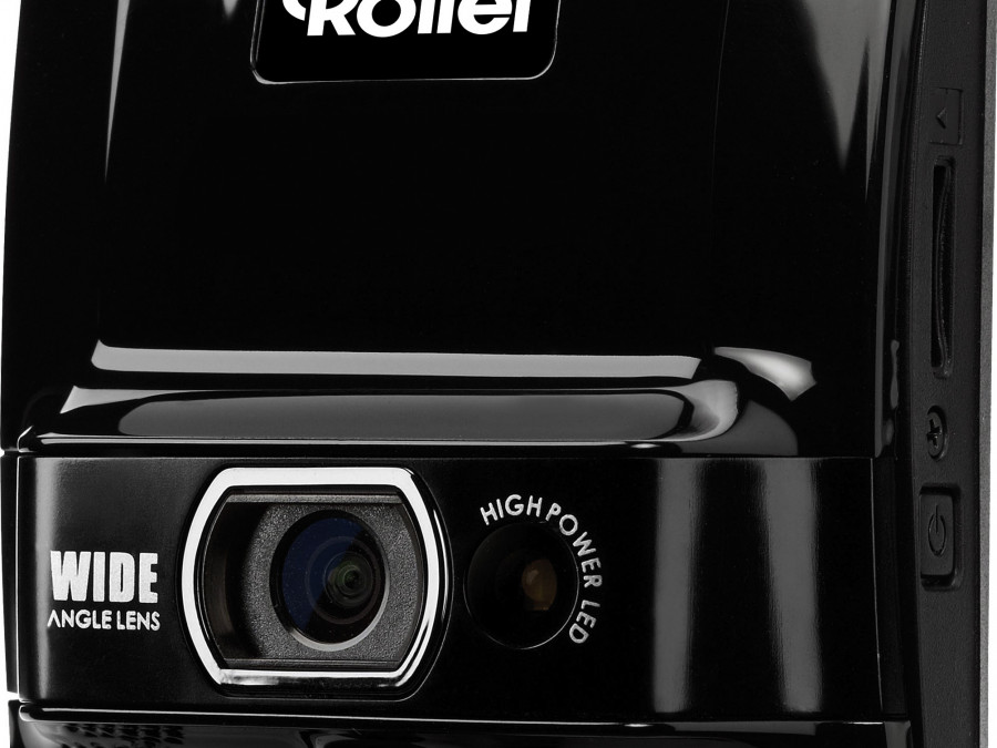 Rollei CarDVR-100-Front