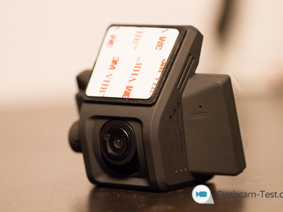 iTracker STEALTHcam - Ansicht Hinten