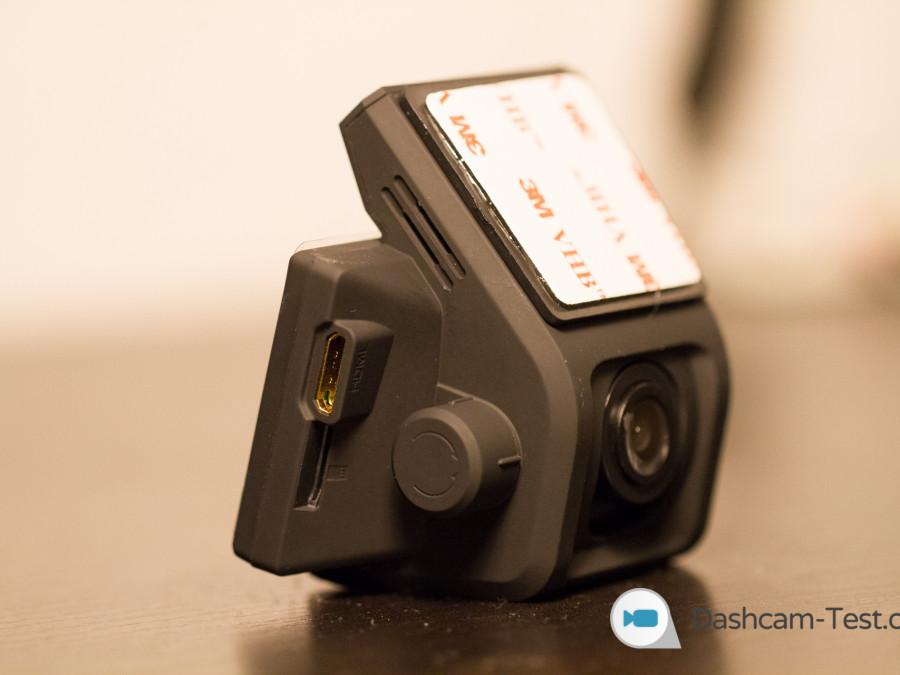iTracker STEALTHcam - Ansicht Rechts