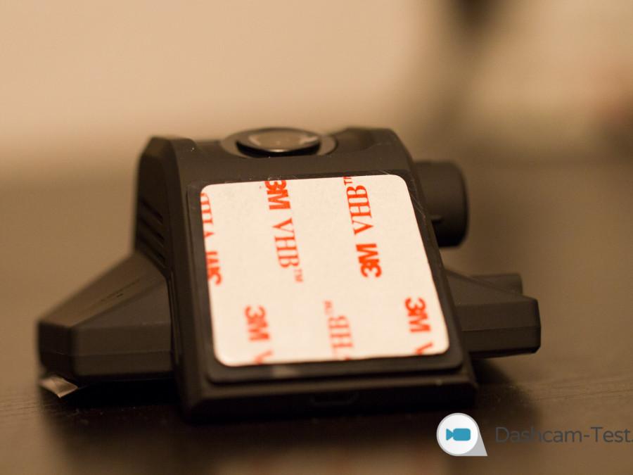 iTracker STEALTHcam - Ansicht Oben