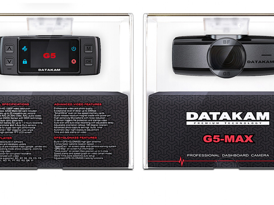 DATAKAM G5-CITY MAX