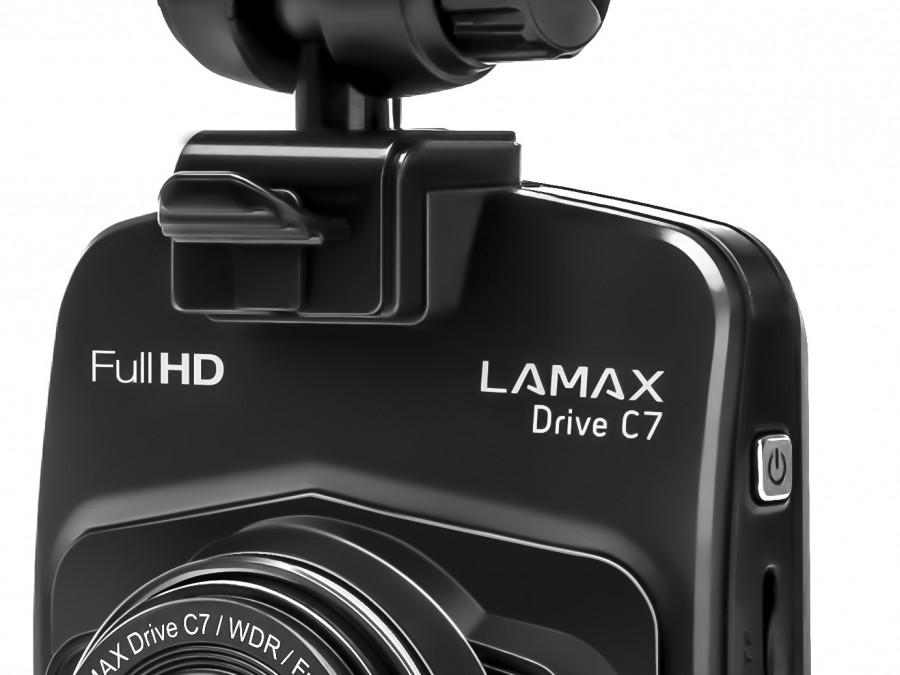 Lamax Drive C7 - Vorderansicht
